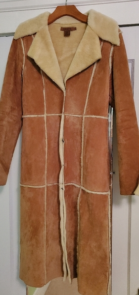 Arden B Jackets & Blazers - ARDEN B suede trench coat